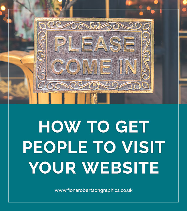 """Why aren't people visiting my new website?"" is a common question and has a simple answer. Here's how to get more visitors to your site, plus a free checklist to help you get your site seen."