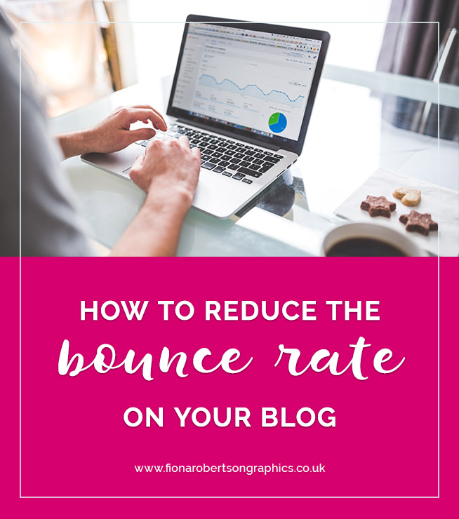 Does your #website have more bounce than a trampoline? Find out how to optimise your site, focusing on simple changes to reduce the bounce rate on your blog. #blog #blogging #WordPressTips #BloggingTips #ContentMarketing #Content